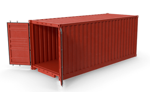 Shipping Container graphic